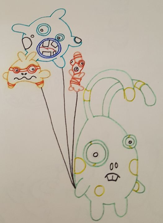 Balloons - ARod Central