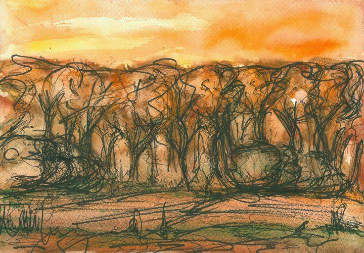Sunset - Cvetomir Panayotov