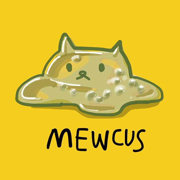 MEWcus - dailycatfeine