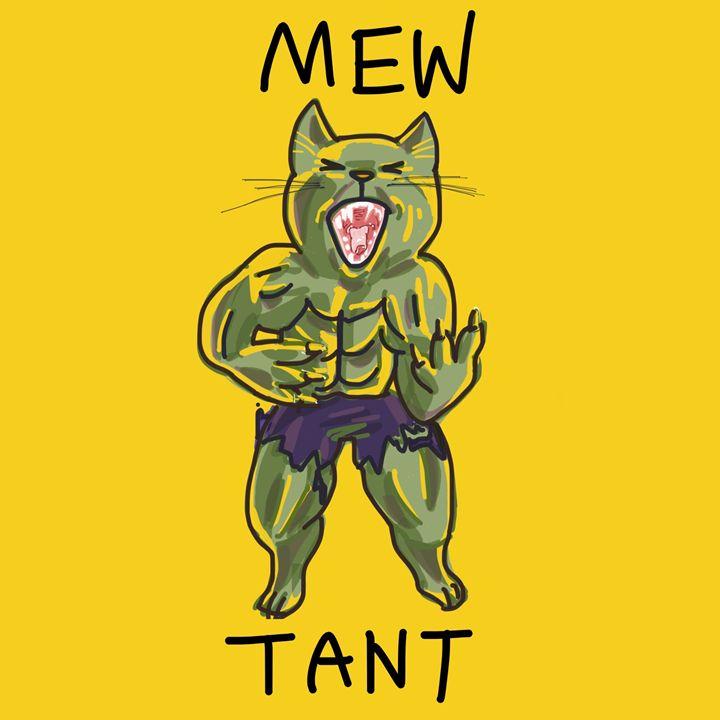 MEWtant - dailycatfeine