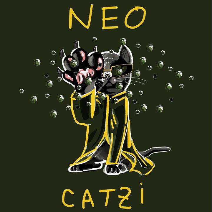 neoCATzi - dailycatfeine