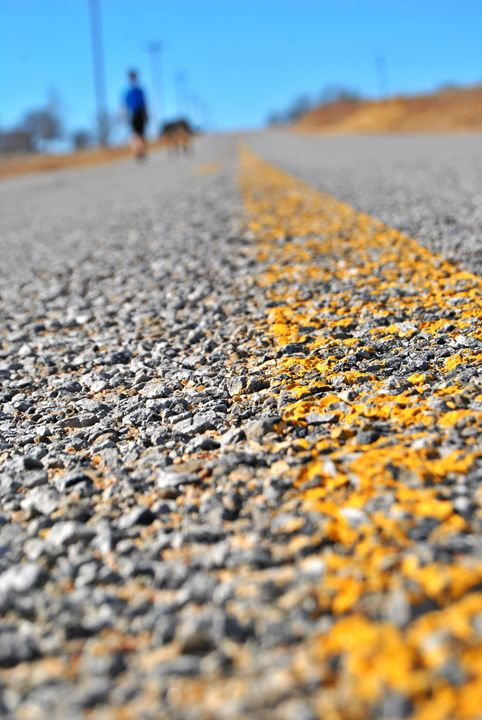 The long road to success - Clark Photography