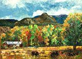 30 x 40 oil on canvas