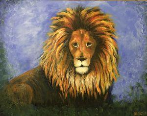 Lion - Zachia Middlechild