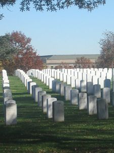 Arlington National Cemetery/Pentagon