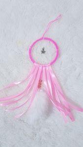 dreamcatcher, pink