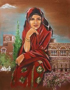 Sana'ani girl