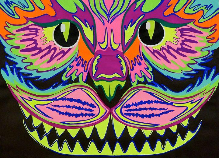 Friendly Monster - Colette Kowalski