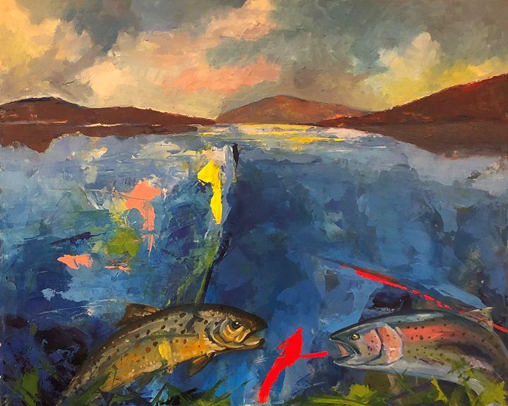 Allure - Hal Sadler Fine Art