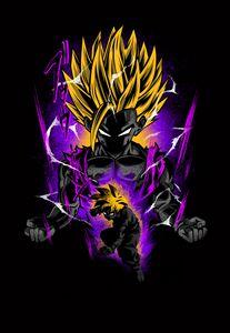 Dragon Ball - Attack of the Son