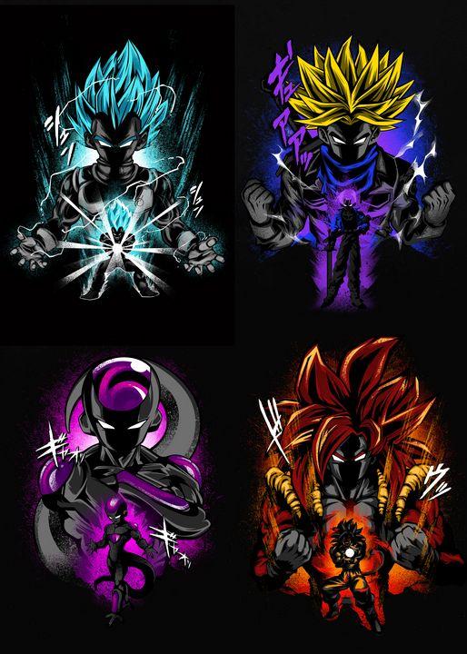 Dragon Ball Z set - 1 - Hypertwenty