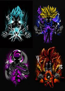 Dragon Ball Z set - 1