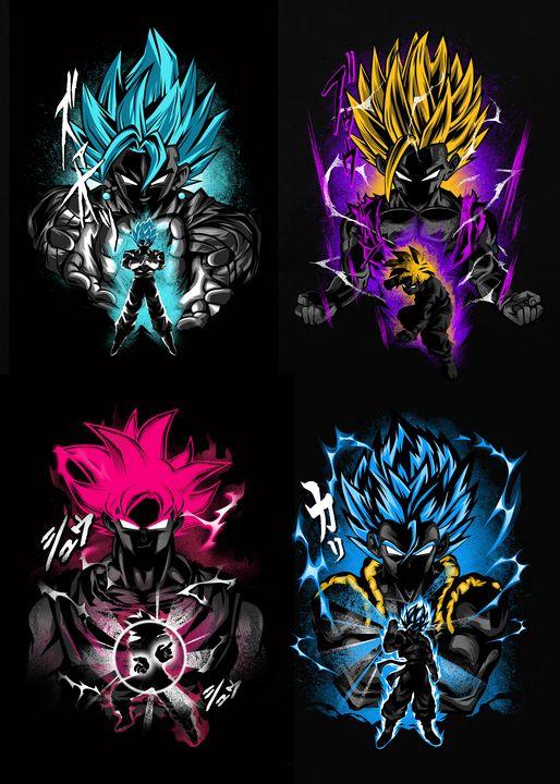 Dragon Ball Z set - 2 - Hypertwenty