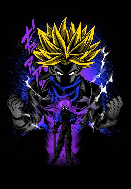 Dragon Ball - Attack of the Future - Hypertwenty