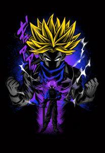 Dragon Ball - Attack of the Future