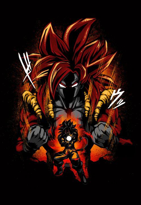 Dragon Ball-Attack of the Invincible - Hypertwenty