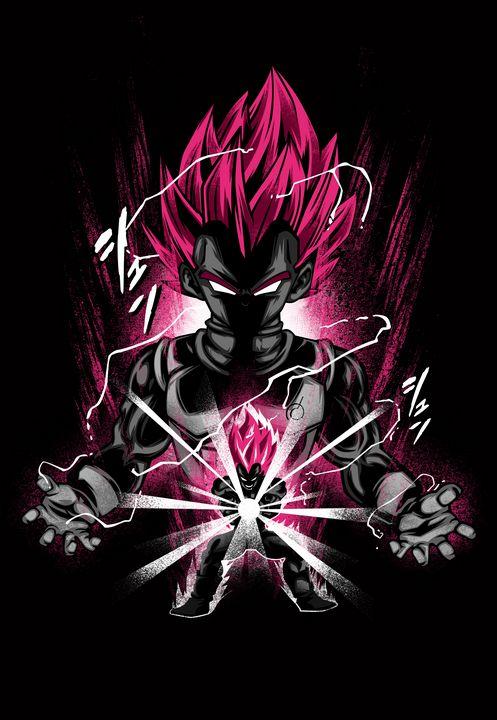 Dragon Ball - Attack of the Prince-r - Hypertwenty