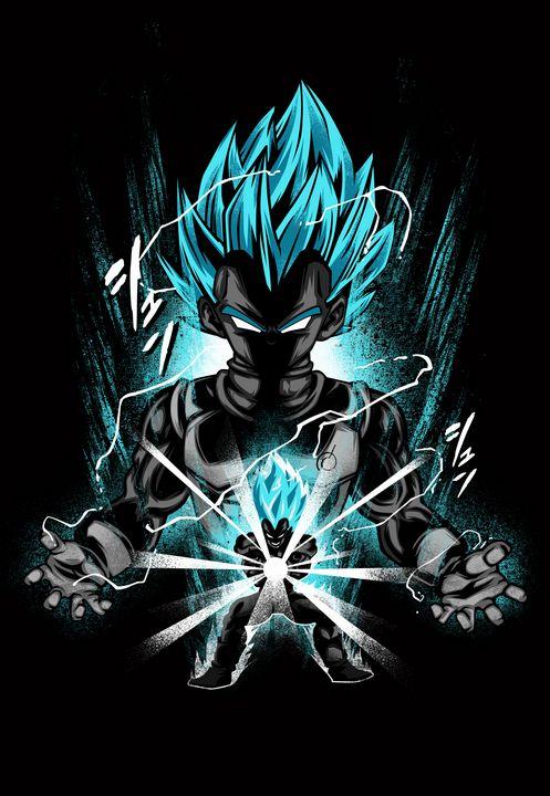 Dragon Ball-Attack of the Prince-b - Hypertwenty