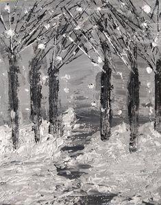 Snow Forest - Gitika Singh