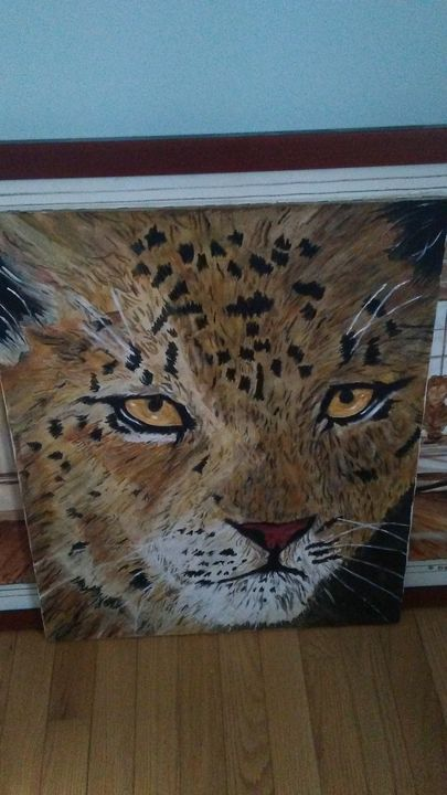 TIGER - Don's Paintings