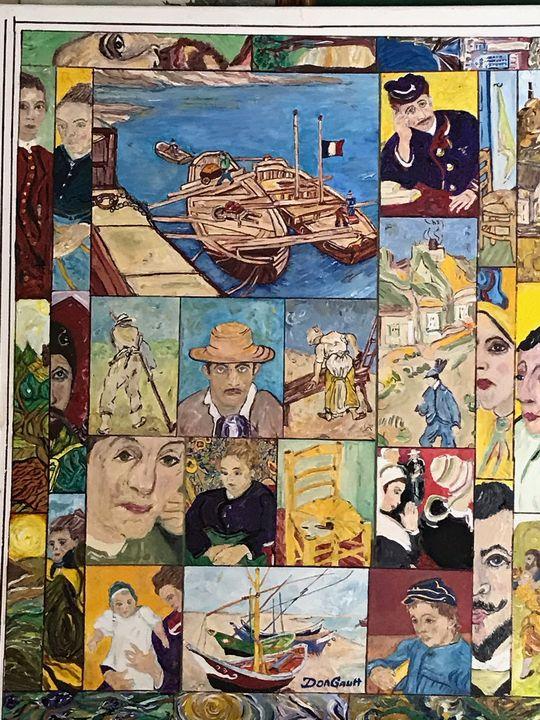 vango copies - Don's Paintings
