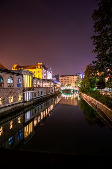 Old Town Ljubljana - Mih Kih