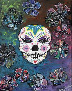 Sugar Skull - Stacy Handley