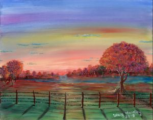 Country Sunset - Stacy Handley