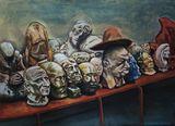 Heads of Sculptures