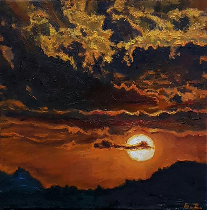 Sunset - elvi.art