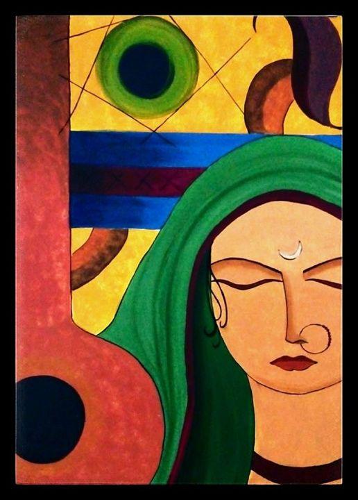 Meera 1 - Madhavi Sandur