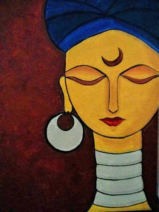 Solitude - Madhavi Sandur