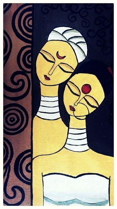 couple - Madhavi Sandur