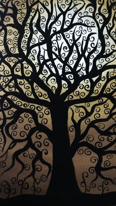 Tree 2 - Madhavi Sandur