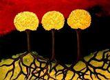 Contemporary art - Tree 1