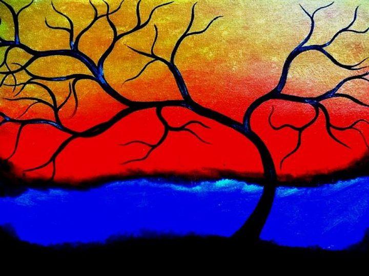 Tree 1 - Madhavi Sandur