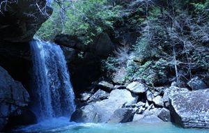 Opal Waterfall