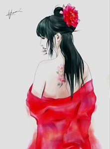 Oriental Woman 2