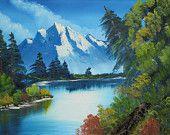 Crystal Lake - Leonard Dyer Artworks