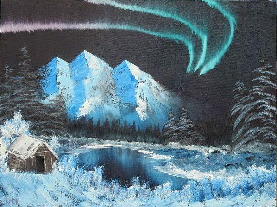 Northren lights - Leonard Dyer Artworks