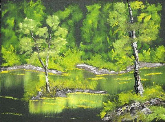 Swamp thing - Leonard Dyer Artworks