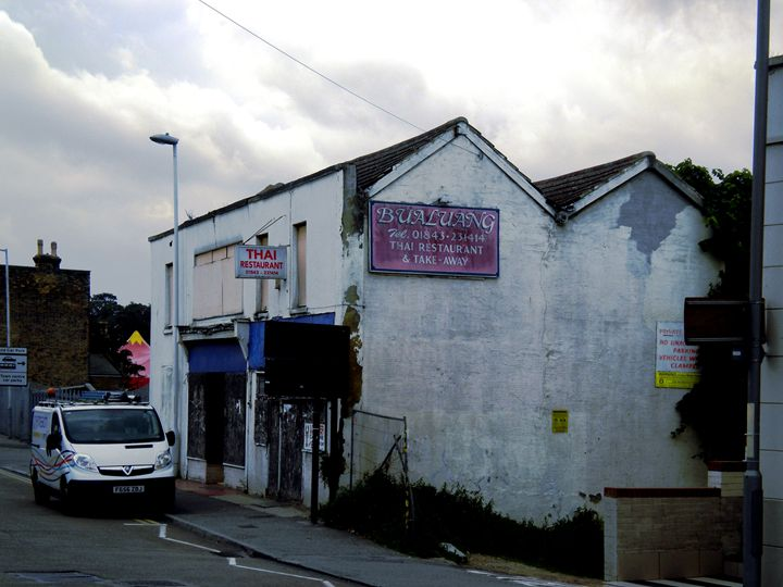 Old Building - Lavender's