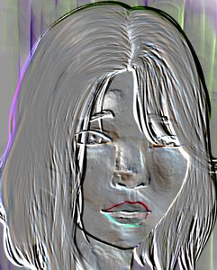 Digital Female Face ver. 2