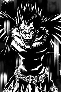 Death Note, Ryuk