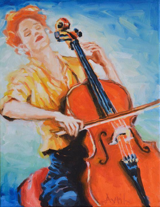 Open String Solo - Avril Hattingh