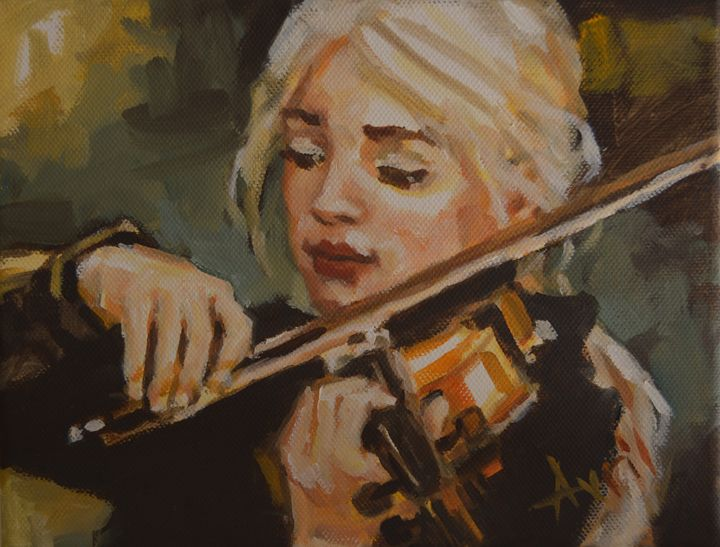 Violin Solo - Avril Hattingh