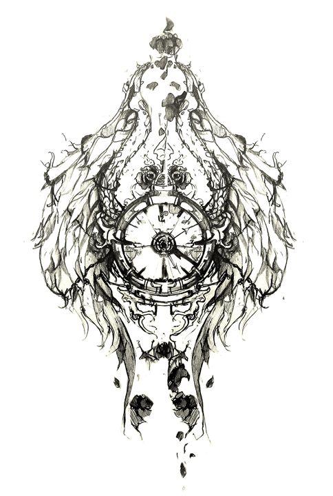Winged watch - Novytska