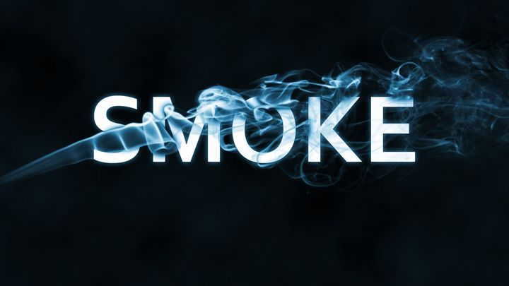 Smoke Text - DigitalArtDesigns