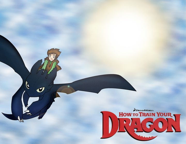 How to Train Your Dragon - Blade Of Thunder