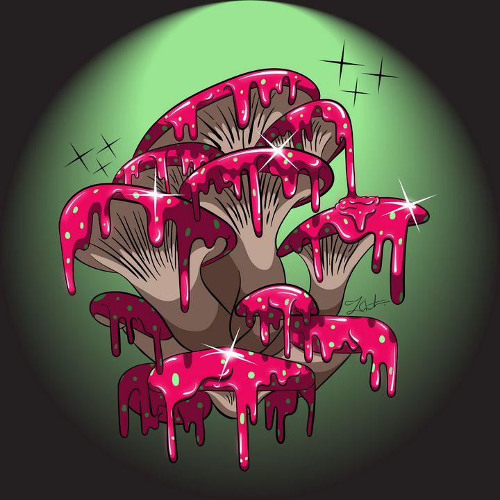 Magic Mushrooms - Logan Chester